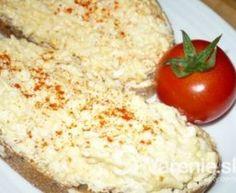 Vajíčkovo-syrová nátierka