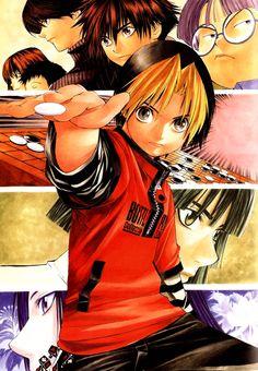 Hikaru no Go HQ Manga Poster