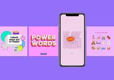 Graphic Design Fonts, Graphic Design Illustration, Graphic Design Inspiration, App Design, Layout Design, Branding Design, Feeds Instagram, Event Poster Design, Social Media Design