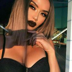 Find and save the latest makeup styles. Know which makeup to use. Makeup On Fleek, Flawless Makeup, Gorgeous Makeup, Skin Makeup, Makeup Goals, Makeup Inspo, Makeup Inspiration, Makeup Tips, Makeup Tutorials