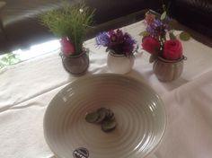 Next,Depot und Blumen