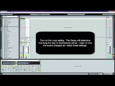 How To Create a Simple Riser with ANY Sample using Simpler in Ableton Live - YouTube