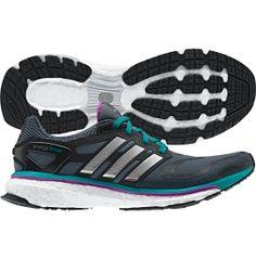 adidas Women's Energy Boost Running Shoe - Black/Blue/Purple | DICK'S Sporting Goods