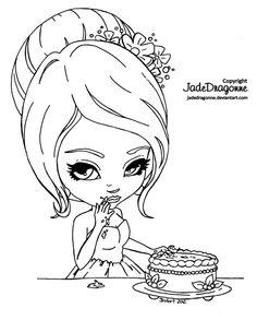 Cake Icing by JadeDragonne on deviantART