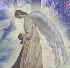 El ANGEL DE LA OPORTUNIDAD