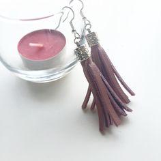 Leather earrings Leather Earrings, Drop Earrings, Jewelry, Fashion, Moda, Jewlery, Jewerly, Fashion Styles, Schmuck