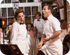 Victor Cafe: The staff burst into opera at different points during dinner (fun, not stuffy)