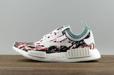 2e95678c9 Introducing the adidas NMD Primeknit Datamosh Teal – a Sneakersnstuff  collaborative release launching online