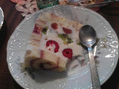 Ňaaaaaaaaam kolačik od mojej teti užsa olizujem