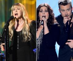 Stevie Nicks and Lady Antebellum Team for 'Crossroads' Taping | Music News | Rolling Stone