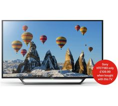 Buy Sony 32 Inch KDL-32WD603BU HD Ready Smart LED TV at Argos.co.uk - Your Online Shop for Televisions, Televisions and accessories, Technology.