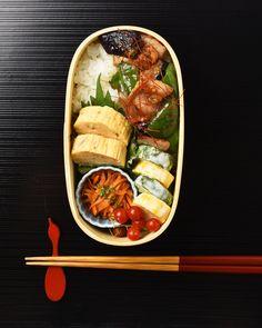 ピーマンと茄子の味噌炒め弁当 / Bell Pepper & Eggplant Miso Stir-Fry Bento お弁当を作ったら #edit_jp で投稿してね!
