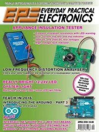 Everyday Practical Electronics №4 (April 2016)