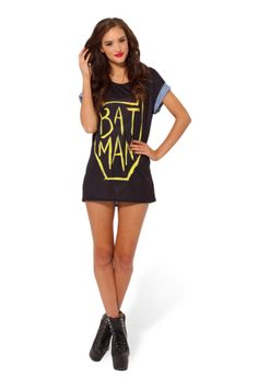 The Batman girl