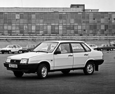 """ВАЗ-21099 """"Самара"""" '12.1990–06.2004"""