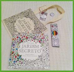 livro jardim secreto johanna basford | Resenha do Livro Jardim Secreto de Johanna Basford - Editora Sextante