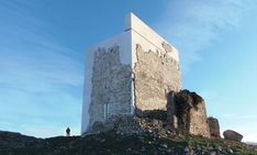 Matrera castle in Cádiz, southern Spain, joins list of Spanish artwork and building repairs causing hilarity and outrage