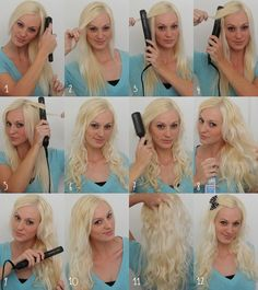 10 Easy Short HairStyles With Straightener | Milabu | Hair & Beauty ...
