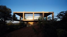 Solo House, Cretas, Teruel, España - by Pezo Von Ellrichshausen Architects