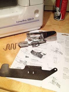 Fehr Trade: Coverstitch binder attachment tips & tricks