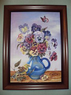 """Flowers"" by Anastassia Smirnova"