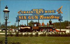 six gun territory - Google Search