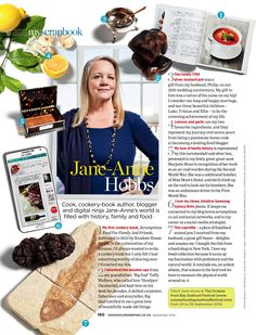 My favourite things, in Good Housekeeping magazine, on sale now. @ghsouthafrica