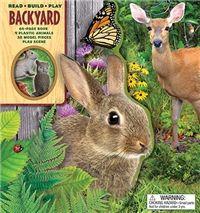 Read Build Play: Backyard - Silver Dolphin