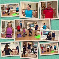 Marie on QVC with body gym
