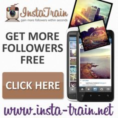 Instatrain | Free Instagram Followers