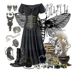 Gothicy, mystical, and rennisacey..MUST HAVE ALL OF THIS!!!!