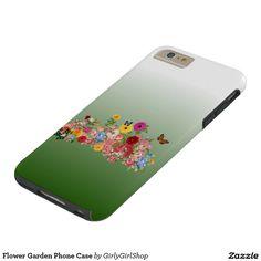 Flower Garden Phone Case