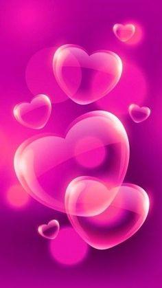 Pink Wallpaper Heart, Rose Flower Wallpaper, Live Wallpaper Iphone, Glitter Wallpaper, Love Wallpaper, Cellphone Wallpaper, Wallpaper Backgrounds, Screen Wallpaper, Wallpaper Quotes