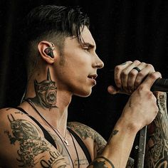 From Andy black's Instagram
