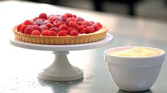 No-Fuss Pastry Cream