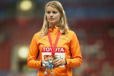 Dafne Schippers - Heptathlon & the Sprints - The Netherlands. Dafne Schippers, Heptathlon, Female Athletes, Women Athletes, Champion, Track And Field, Athletic Women, Sports Women, Olympics