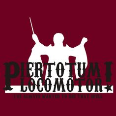 Piertotum Locomotor - I've Always Wanted To Use That Spell by Fiona Boyle