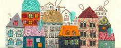 clare fennell collage children's book illustration - Google Search
