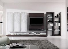 floating entertainment center   Floating Entertainment Center.   For the Home
