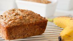 Day-O Banana Bread - Sweetened with Honey, no added sugar!