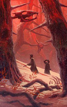 By Alexey Egorov - http://alexegorov.cgsociety.org