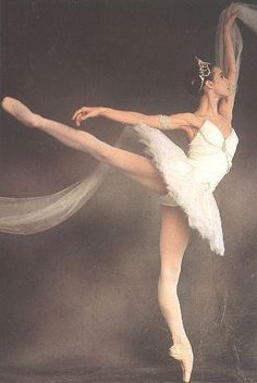 Sylvie Guillem: Best Ballet Dancers