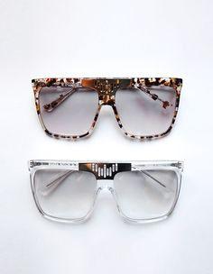 Peter & May & Wanda Nylon Vic Fade Glasses on aere-store.com