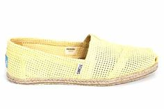 Toms Classics Womens Freetown Espadrilles Shoes