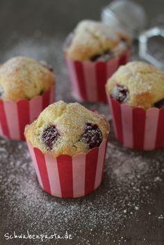 Kirschmuffins - SchwabenpastaSchwabenpasta
