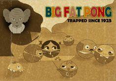 Big Fat Pong poster