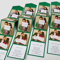 Свадебные пригласительные с фото Фото-приглашение