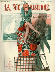 LA VIE PARISIENNE.......1927.....SOURCE HOODOOTHATVOODOO.TUMBLR.COM..............