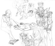 Art by Claire Wendling* Blog/Website | (http://clairewendlingblog.tumblr.com/) ★…