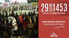Fethin 562. Yıl Dönümü Kutlu Olsun! #İstanbulunFethi